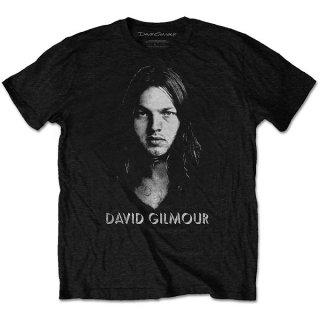 DAVID GILMOUR Half-Tone Face, Tシャツ