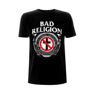 BAD RELIGION Badge, Tシャツ