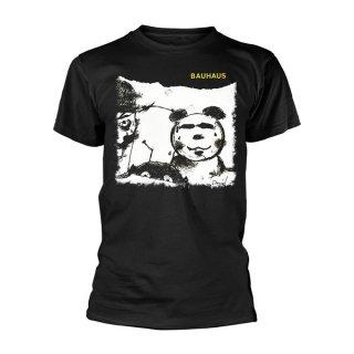 BAUHAUS Mask (black), Tシャツ