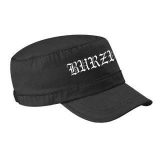 BURZUM Logo (black), キャップ