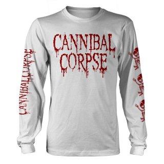 CANNIBAL CORPSE Butchered At Birth, ロングTシャツ