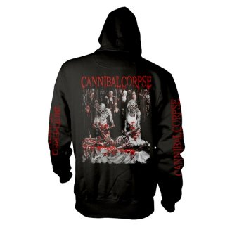 CANNIBAL CORPSE Butchered At Birth (explicit), パーカー