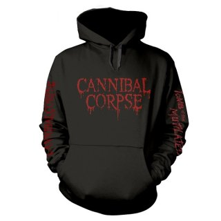 CANNIBAL CORPSE Tomb Of The Mutilated (explicit), パーカー