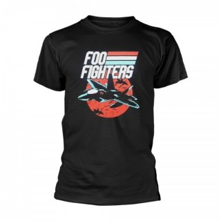 FOO FIGHTERS Jets Black 2, Tシャツ