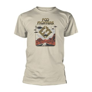 FOO FIGHTERS Roswell, Tシャツ