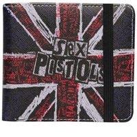 SEX PISTOLS Union Jack, 財布