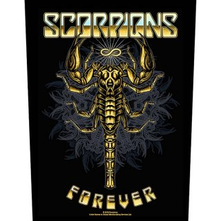 SCORPIONS Forever, バックパッチ