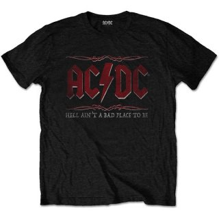 AC/DC Hell Ain't A Bad Place, Tシャツ