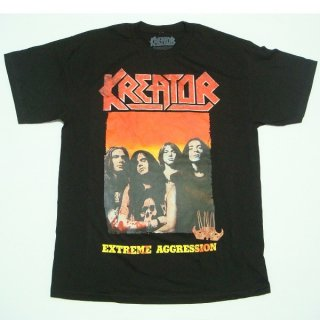 KREATOR Extreme Aggression, Tシャツ