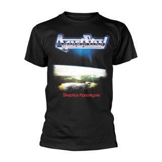 AGENT STEEL Skeptics Apocalypse, Tシャツ