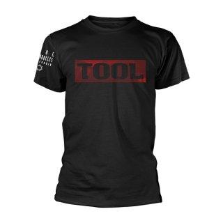 TOOL 10,000 Days (Logo), Tシャツ