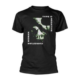 TYPE O NEGATIVE Christian Woman, Tシャツ
