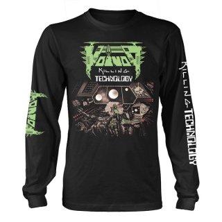 VOIVOD Killing Technology, ロングTシャツ
