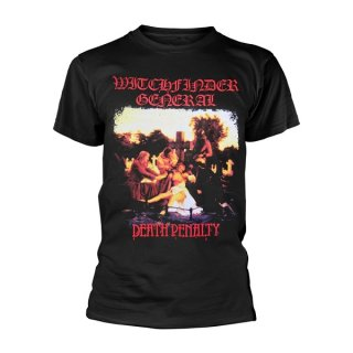 WITCHFINDER GENERAL Death Penalty, Tシャツ