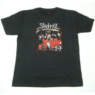 SLIPKNOT Debut Album 19 Years, Tシャツ