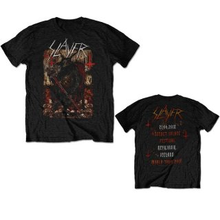 SLAYER Hellthrone 21/06/18 Iceland Event, Tシャツ