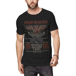 VAN HALEN Invasion Tour '80, Tシャツ