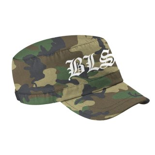 BLACK LABEL SOCIETY Logo (camo), キャップ