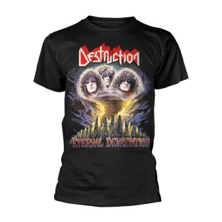 DESTRUCTION Eternal Devastation, Tシャツ