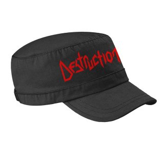 DESTRUCTION Logo, キャップ