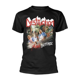 DESTRUCTION Mad Butcher, Tシャツ
