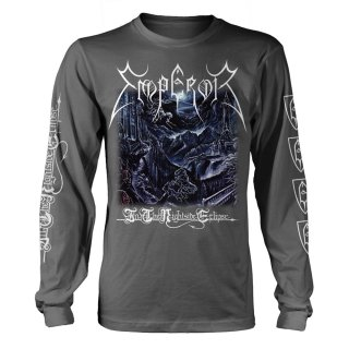 EMPEROR In The Nightside Eclipse (charcoal), ロングTシャツ