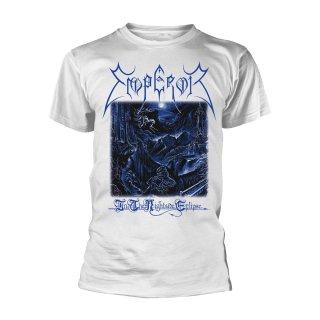 EMPEROR In The Nightside Eclipse (white), Tシャツ