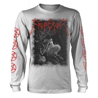 EMPEROR Rider 2019 (white), ロングTシャツ