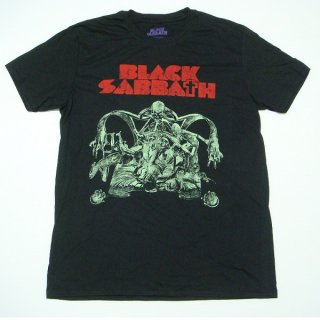 BLACK SABBATH Sabbath Cut-out, Tシャツ