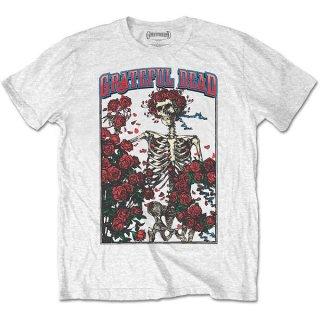 GRATEFUL DEAD Bertha & Logo, Tシャツ