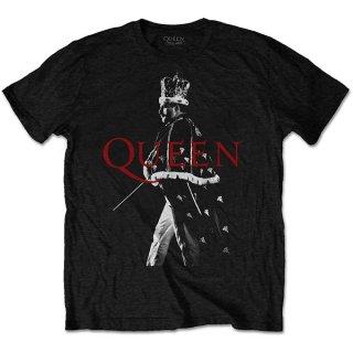 QUEEN Freddie Crown, Tシャツ