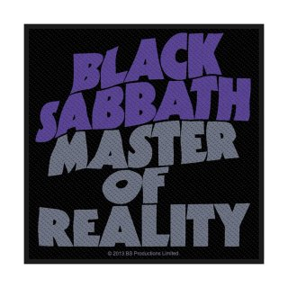 BLACK SABBATH Master Of Reality, パッチ<img class='new_mark_img2' src='https://img.shop-pro.jp/img/new/icons5.gif' style='border:none;display:inline;margin:0px;padding:0px;width:auto;' />