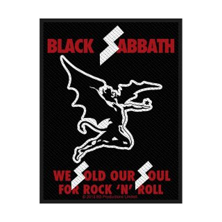 BLACK SABBATH Sold Our Souls, パッチ<img class='new_mark_img2' src='https://img.shop-pro.jp/img/new/icons5.gif' style='border:none;display:inline;margin:0px;padding:0px;width:auto;' />