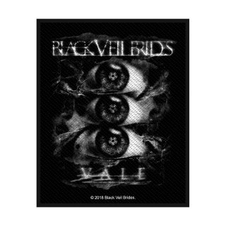 BLACK VEIL BRIDES Vale, パッチ<img class='new_mark_img2' src='https://img.shop-pro.jp/img/new/icons5.gif' style='border:none;display:inline;margin:0px;padding:0px;width:auto;' />