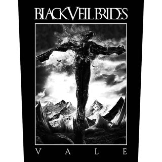 BLACK VEIL BRIDES Vale, バックパッチ<img class='new_mark_img2' src='https://img.shop-pro.jp/img/new/icons5.gif' style='border:none;display:inline;margin:0px;padding:0px;width:auto;' />