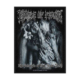 CRADLE OF FILTH Principle of Evil Made Flesh, パッチ<img class='new_mark_img2' src='https://img.shop-pro.jp/img/new/icons5.gif' style='border:none;display:inline;margin:0px;padding:0px;width:auto;' />