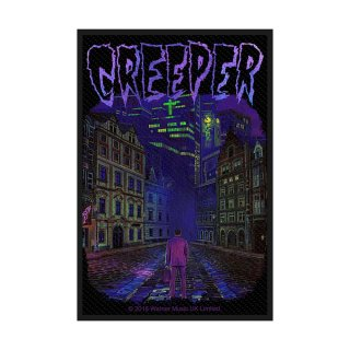 CREEPER Eternity In Your Arms, パッチ<img class='new_mark_img2' src='https://img.shop-pro.jp/img/new/icons5.gif' style='border:none;display:inline;margin:0px;padding:0px;width:auto;' />