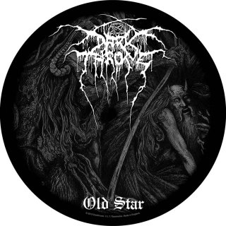 DARKTHRONE Old Star, バックパッチ<img class='new_mark_img2' src='https://img.shop-pro.jp/img/new/icons5.gif' style='border:none;display:inline;margin:0px;padding:0px;width:auto;' />