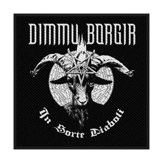 DIMMU BORGIR In Sorte Diaboli, パッチ<img class='new_mark_img2' src='https://img.shop-pro.jp/img/new/icons5.gif' style='border:none;display:inline;margin:0px;padding:0px;width:auto;' />