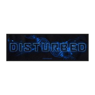 DISTURBED Blue Blood, ストライプパッチ<img class='new_mark_img2' src='https://img.shop-pro.jp/img/new/icons5.gif' style='border:none;display:inline;margin:0px;padding:0px;width:auto;' />