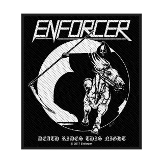 ENFORCER Death Rides, パッチ<img class='new_mark_img2' src='https://img.shop-pro.jp/img/new/icons5.gif' style='border:none;display:inline;margin:0px;padding:0px;width:auto;' />