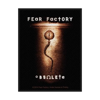 FEAR FACTORY Obsolete, パッチ<img class='new_mark_img2' src='https://img.shop-pro.jp/img/new/icons5.gif' style='border:none;display:inline;margin:0px;padding:0px;width:auto;' />