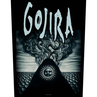 GOJIRA Magma, バックパッチ<img class='new_mark_img2' src='https://img.shop-pro.jp/img/new/icons5.gif' style='border:none;display:inline;margin:0px;padding:0px;width:auto;' />