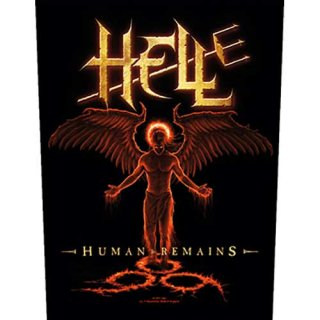 HELL Human Remains, バックパッチ<img class='new_mark_img2' src='https://img.shop-pro.jp/img/new/icons5.gif' style='border:none;display:inline;margin:0px;padding:0px;width:auto;' />