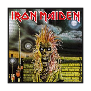 IRON MAIDEN Iron Maiden, パッチ<img class='new_mark_img2' src='https://img.shop-pro.jp/img/new/icons5.gif' style='border:none;display:inline;margin:0px;padding:0px;width:auto;' />