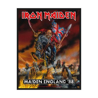 IRON MAIDEN Maiden England, パッチ<img class='new_mark_img2' src='https://img.shop-pro.jp/img/new/icons5.gif' style='border:none;display:inline;margin:0px;padding:0px;width:auto;' />