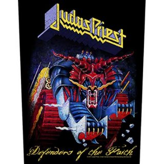 JUDAS PRIEST Defenders of the Faith, バックパッチ<img class='new_mark_img2' src='https://img.shop-pro.jp/img/new/icons5.gif' style='border:none;display:inline;margin:0px;padding:0px;width:auto;' />