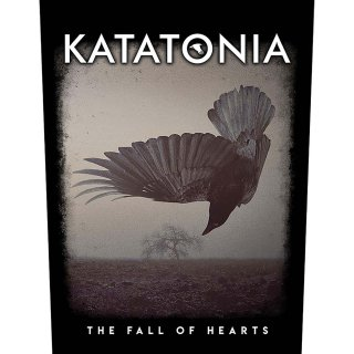 KATATONIA Fall of Hearts, バックパッチ<img class='new_mark_img2' src='https://img.shop-pro.jp/img/new/icons5.gif' style='border:none;display:inline;margin:0px;padding:0px;width:auto;' />