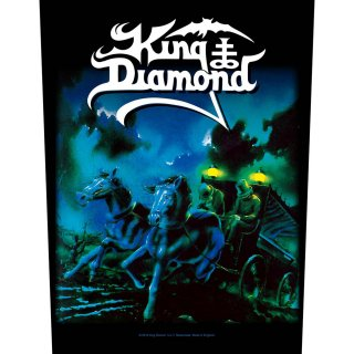 KING DIAMOND Abigail, バックパッチ<img class='new_mark_img2' src='https://img.shop-pro.jp/img/new/icons5.gif' style='border:none;display:inline;margin:0px;padding:0px;width:auto;' />