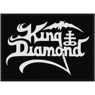 KING DIAMOND Logo, パッチ<img class='new_mark_img2' src='https://img.shop-pro.jp/img/new/icons5.gif' style='border:none;display:inline;margin:0px;padding:0px;width:auto;' />